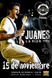 Juanes Vida