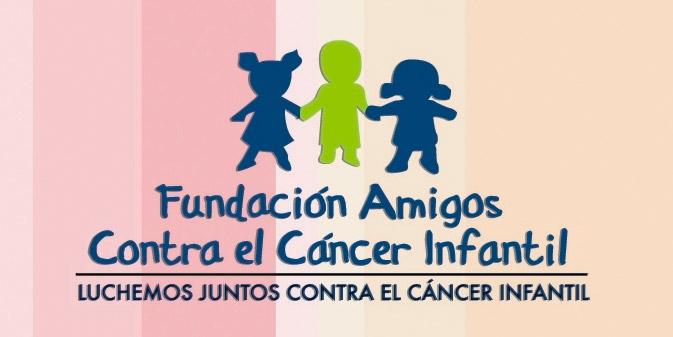 Logo Fundación Amigos Contra el Cancer Infantil