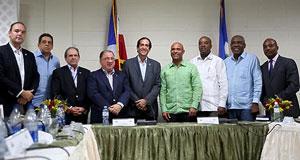 Las Delegaciones República Dominicana y Haití v01