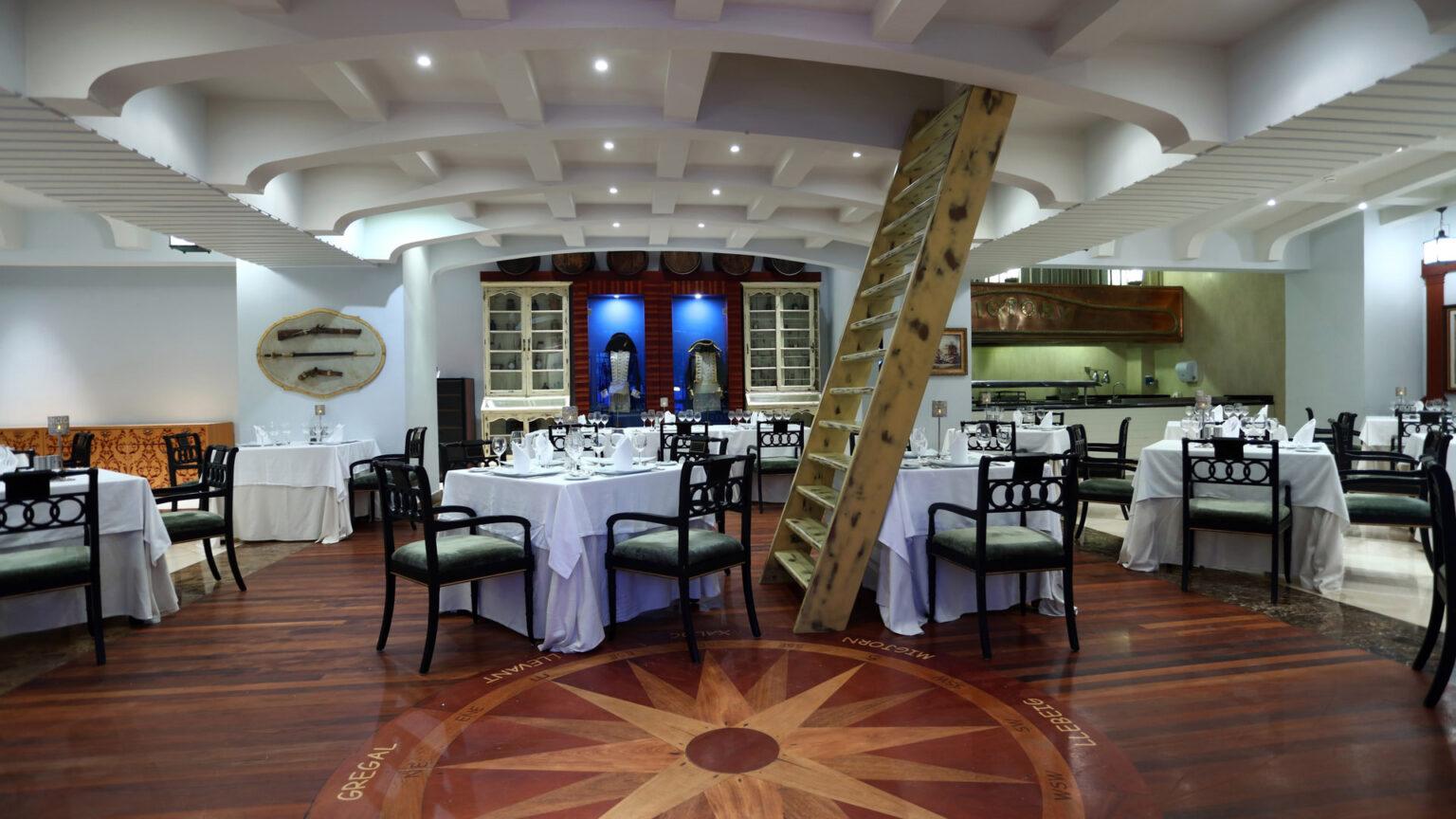 Iberostar Grand Bávaro Restaurante 01
