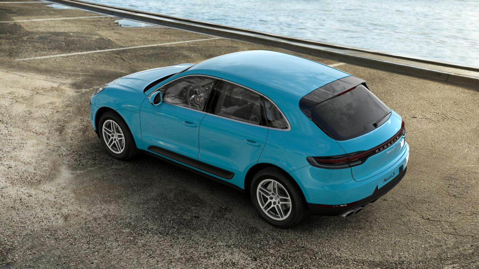 Porsche Macan S Exterior 03