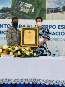 Proyecto Aerodom CESAC 04