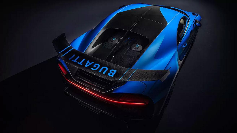 Bugatti Chiron Pur Sport Exterior 01