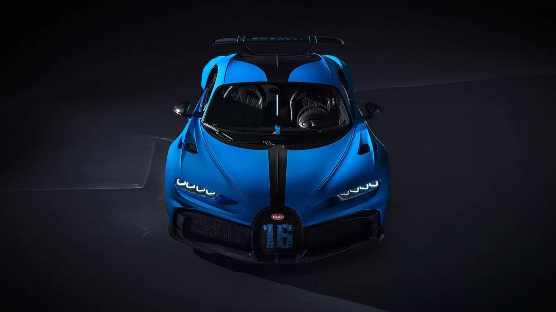 Bugatti Chiron Pur Sport Exterior 02