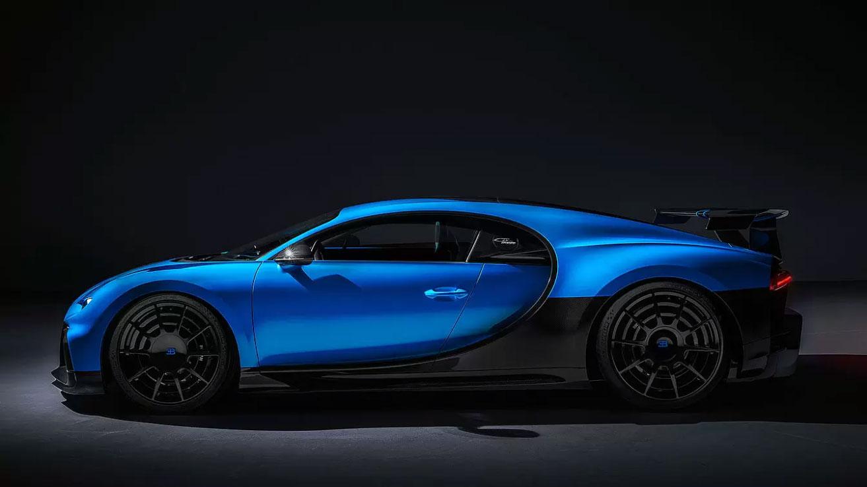 Bugatti Chiron Pur Sport Exterior 08