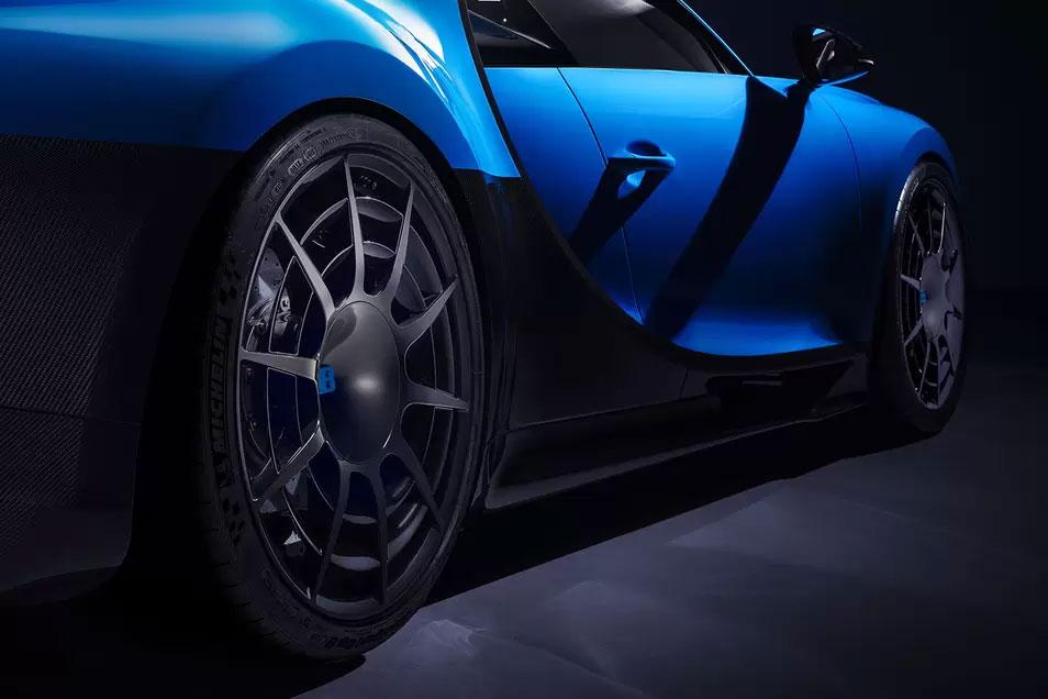 Bugatti Chiron Pur Sport Exterior 10