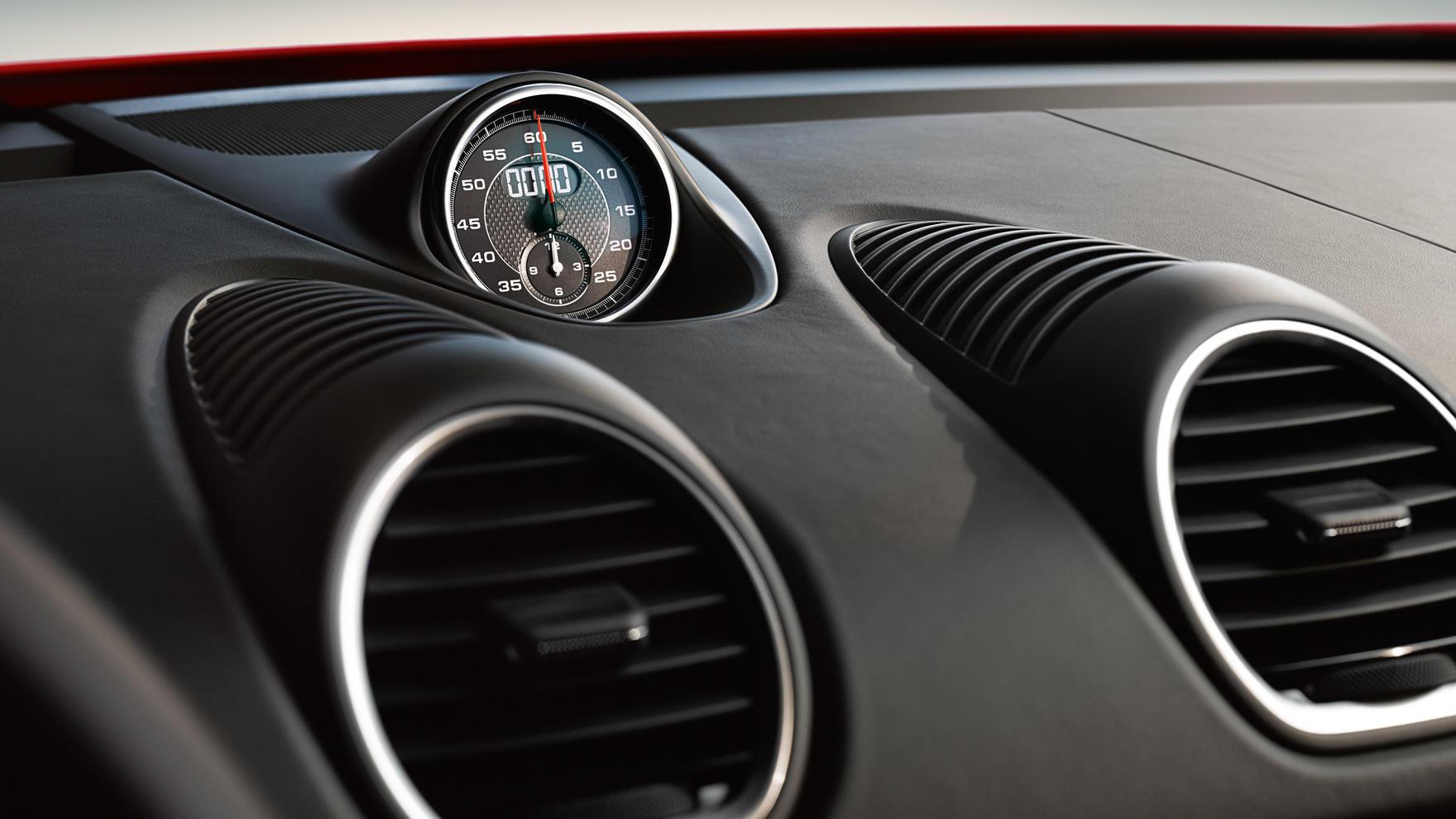 Porsche 718 Cayman S Interior 0