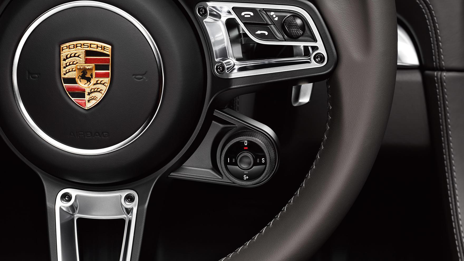 Porsche 718 Cayman S Interior 08