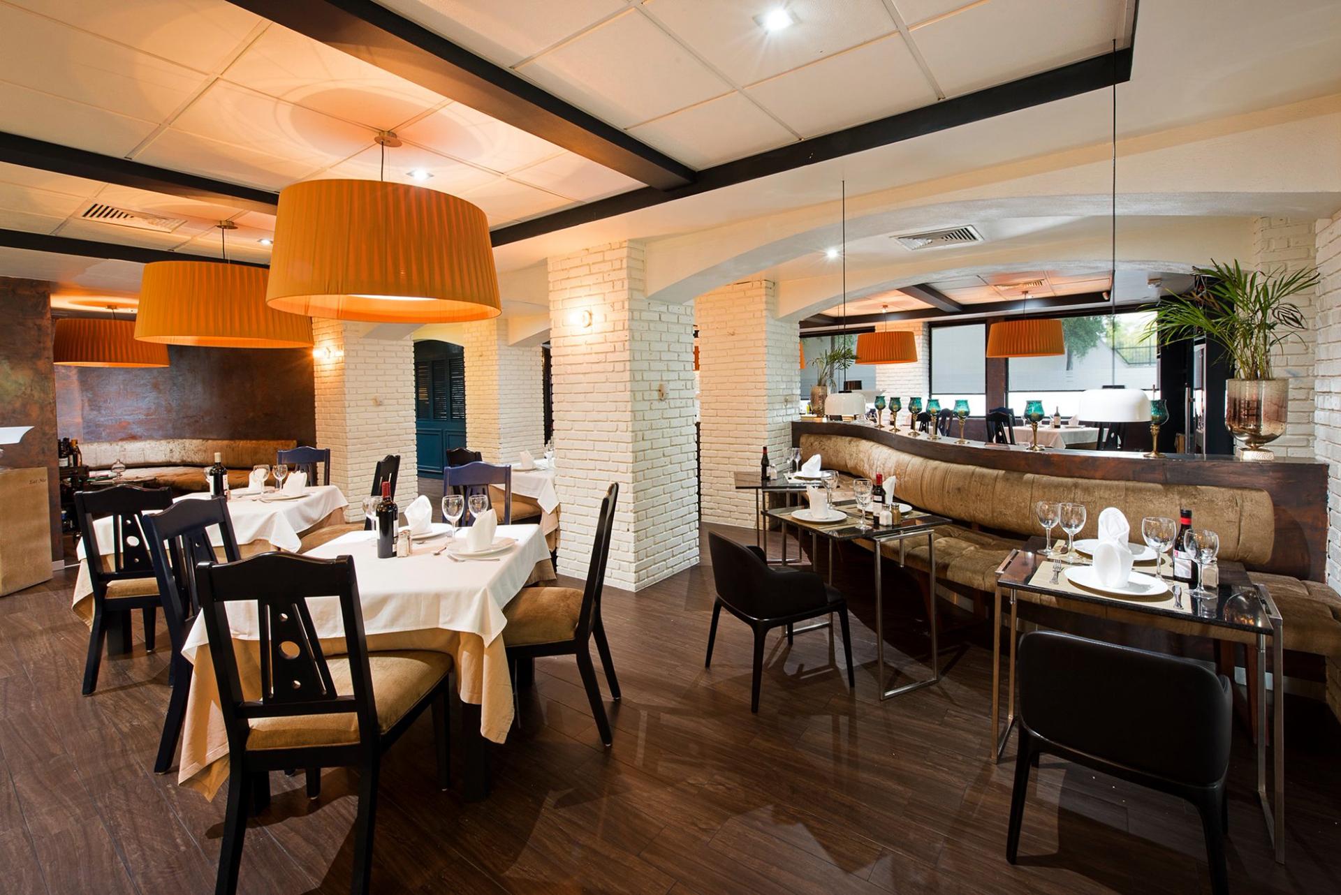 Restaurante Casa Vera Interior 01