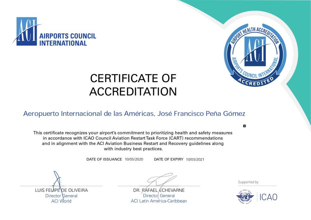 SDQ Certificate