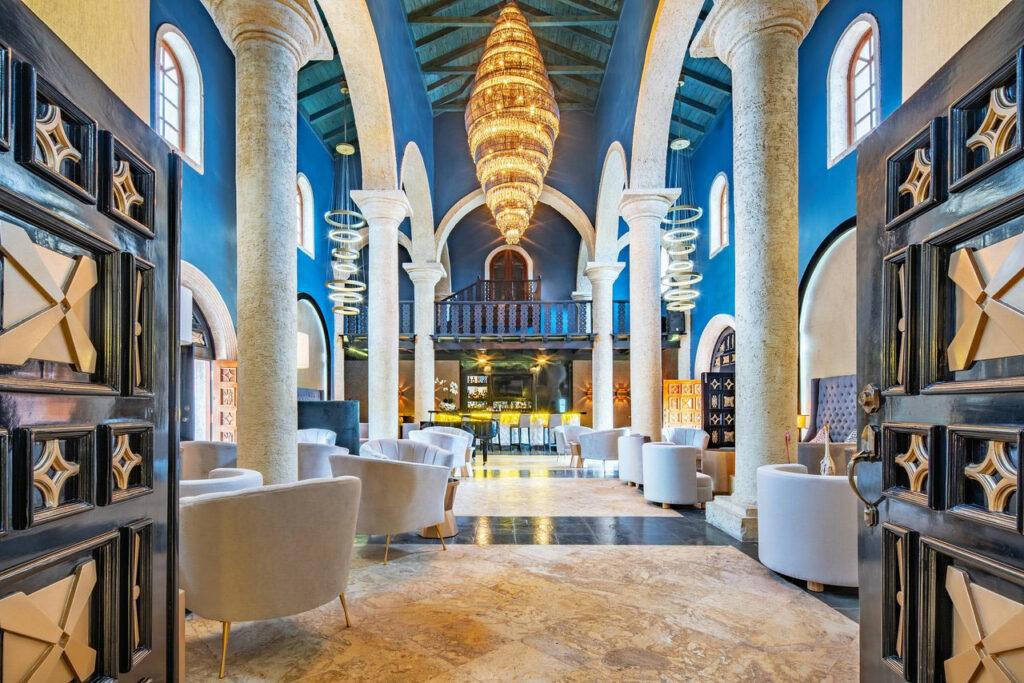 Sanctuary Cap Cana Lounge 02