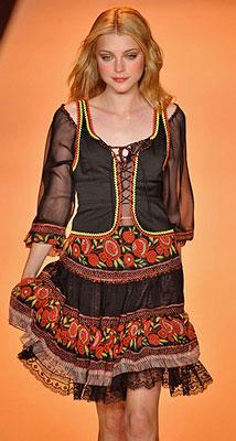 Anna Sui Verano 2009 06