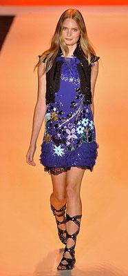 Anna Sui Verano 2009 07