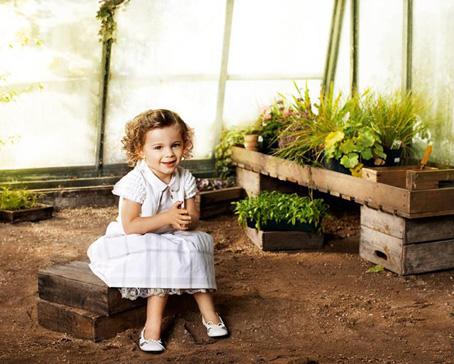 Burberry Niños Primavera Verano 2009 04