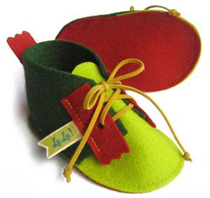 Calzado Bebés Lala Shoes 02