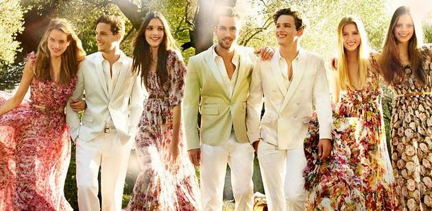 Dolce Gabbana 2011 01