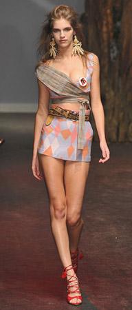 Vivienne Westwood Verano 2010 01