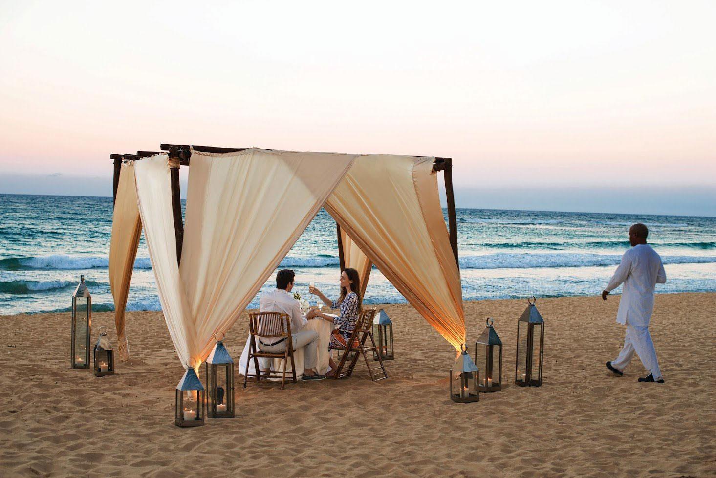 Excellence Punta Cana Cena Romantica