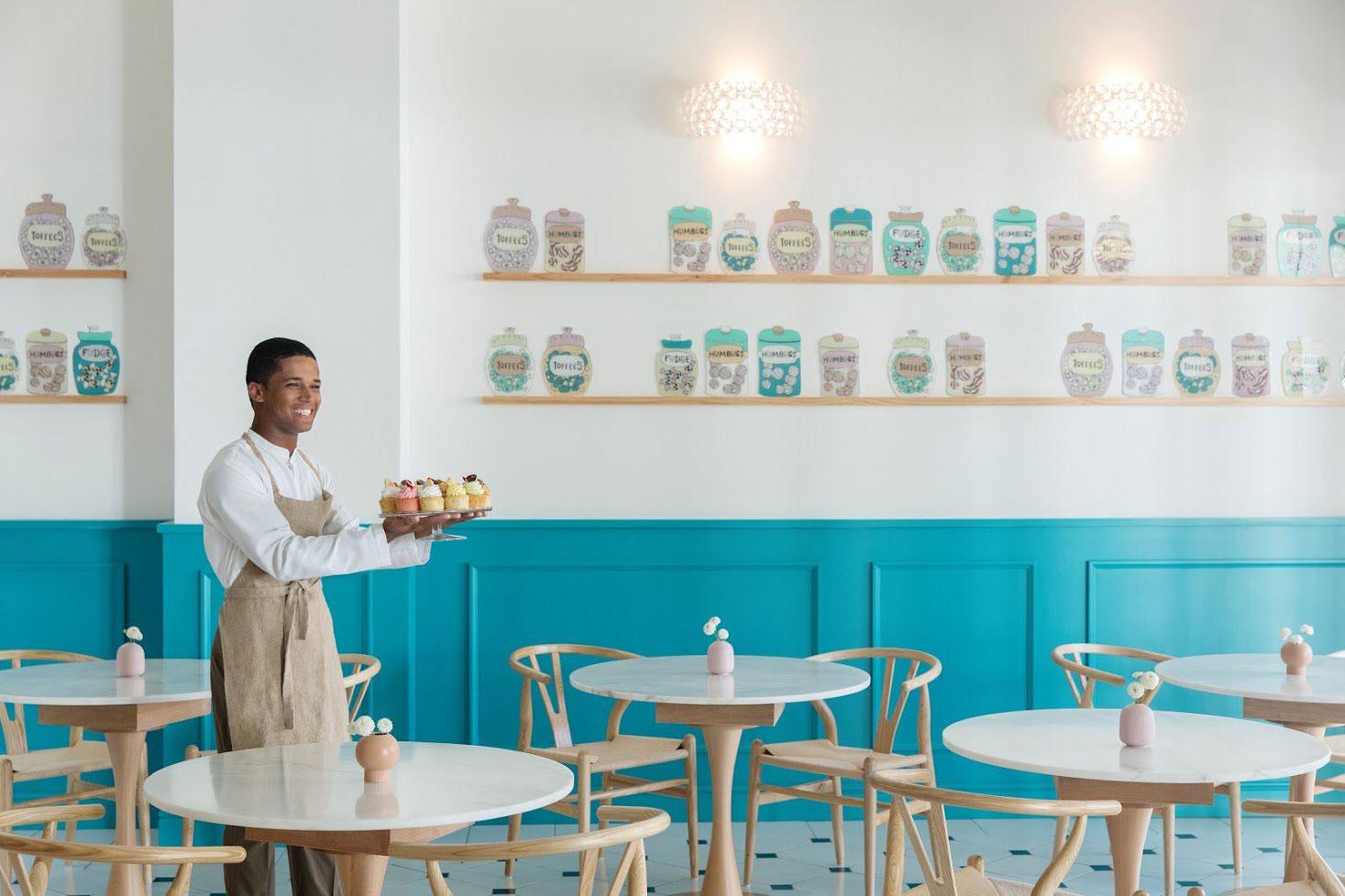 Excellence Punta Cana Restaurant Aroma Café