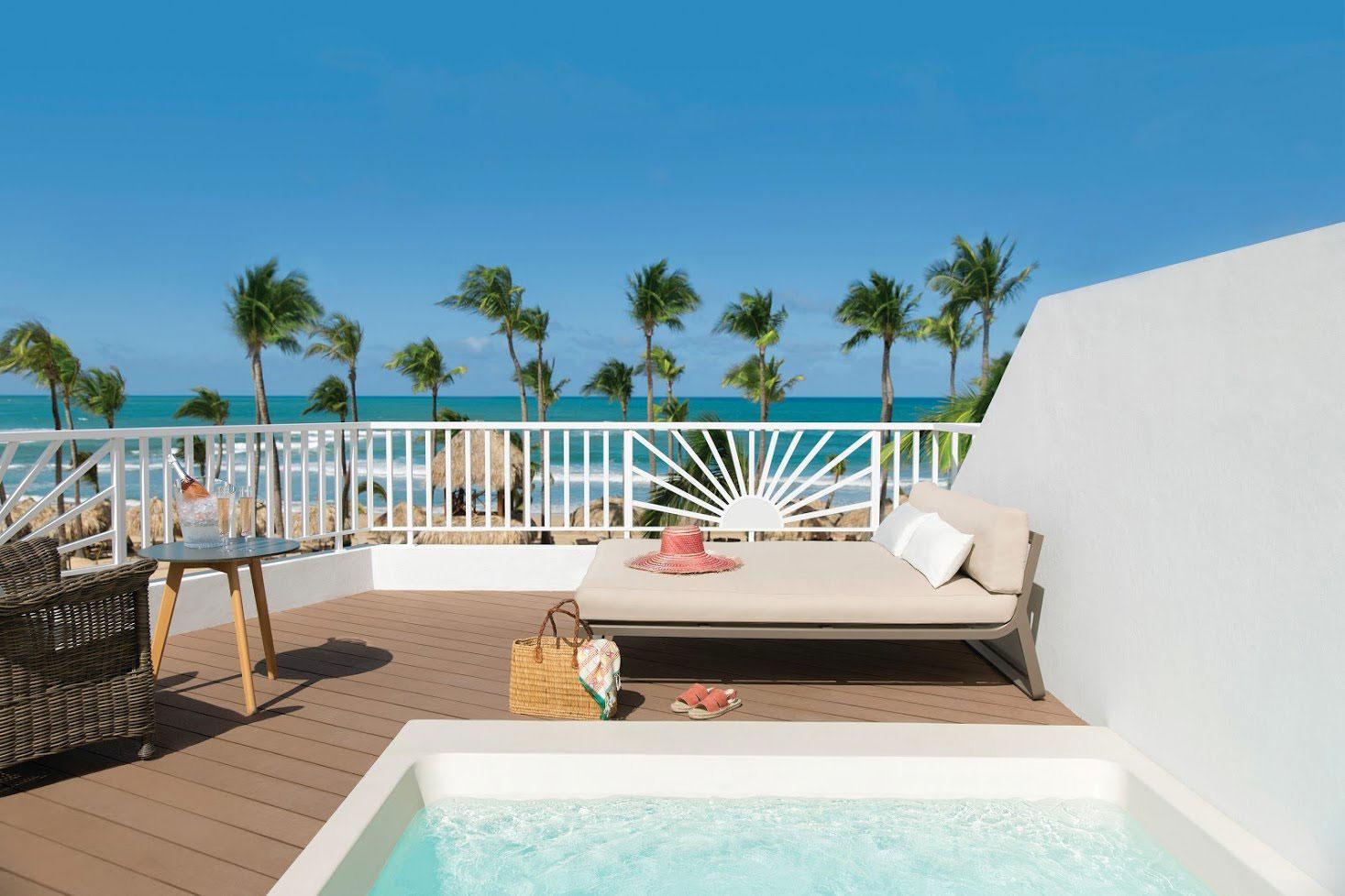Excellence Punta Cana Terrace Suite Plunge