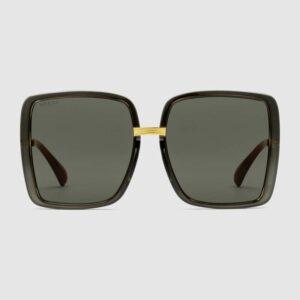 Gucci Gafas De Sol Cuadradas