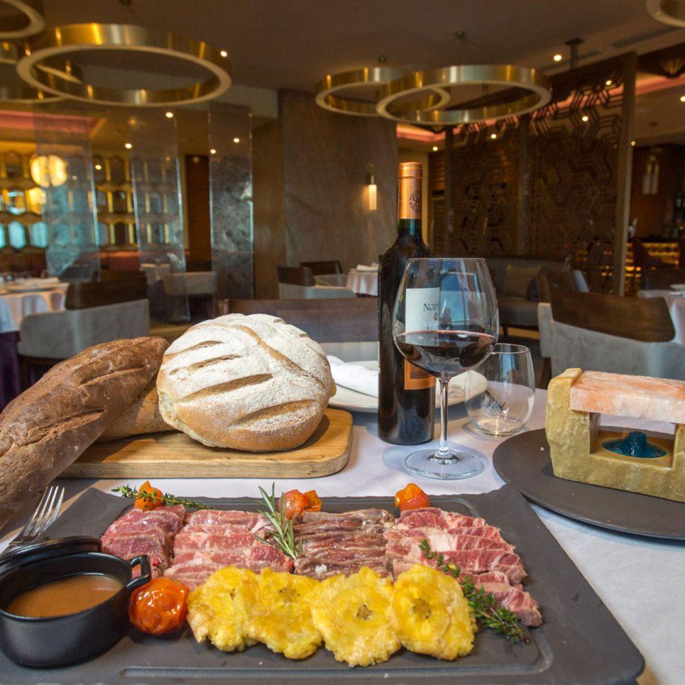 Restaurante Filigrana Plato 03